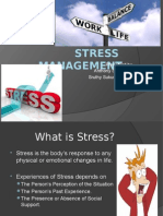 Stress Managementqsdf