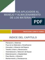 Principios Aplicados Al Manejo Y ALMACENAMIENTO de Los Materiales -Capitulo 3