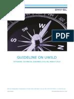 DNV-GL - GUIDELINE ON UWILD - Offshore Technical Guindance OTG-08 March 2014.pdf