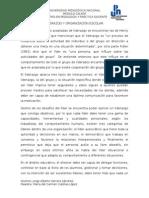 Liderazgo y Organización Escolar (11 Julio 15)