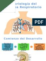 Embriología del Aparato Respiratorio.pptx