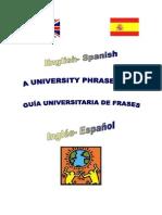 Guia Frases Español Ingles