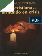 Fe Cristiana en Mundo de Crisis