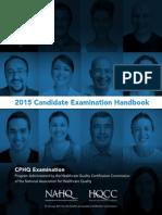 Cphq Examination Hand Book