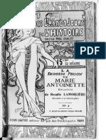 La Dernière Prison de Marie Antoinette