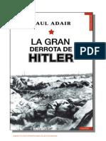 Adair Paul - La Gran Derrota de Hitler