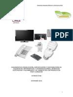Diagnostico Equipos de Informatica Aparatos Electricos y Lamparas 2010