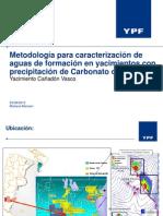 04-Metodologia Para Caracterizacion de Agua de Formacion