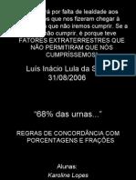 [PORT] 68% Das Urnas