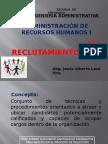 EL RECLUTAMIENTO.pptx