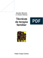 Tecnicas de Terapia Familiar (Libro)