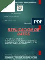 Replicacion de Datos
