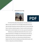 geo 202 mammoth caves field journal