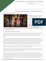 Doctrina Del Día_ El Ejercicio de La Responsabilidad Parental y La Noción de Coparentalidad. Autor_ Myriam M