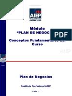Plan de Negocios 2014 Clase 1