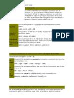 Reglas Basicas Del Acento y La Tilde