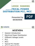 Presentation - Elec Distribution