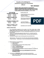 CPA1015bp October 2015 Certified Public Accountant Board Exam