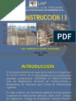 Tema 1 Construccion - Exp. Tecnico