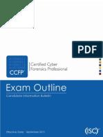 Ccfp Exam Outline