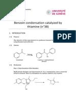 p38cbenzoine Pacho