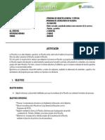 Programa de Didactica General y Especial 1600205