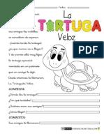 La Tortuga Veloz