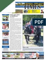 September 25, 2015 Strathmore Times