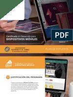 Certificado en Desarrollo Para Dispositivos Móviles