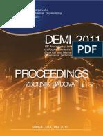 DEMI 2011 Proceedings