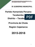 humanista peruano