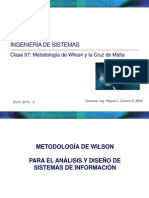 Metodologia Wilson