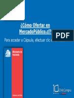C Mo Ofertar en MercadoP Blico Cl