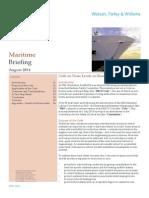 WFW Maritime CodeOnNoiseLevelsOnBoardShips