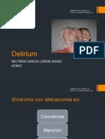 delirium-