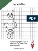 Grid Copy Santa
