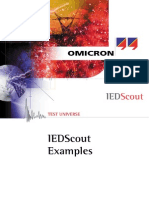 IEDScout Examples