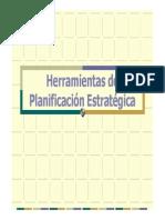 Planificación Estratégica - Estrategias Genericas