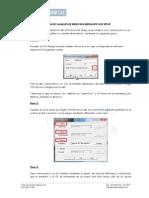 Edicion de Canales de Medicion- ION Setup