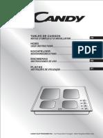 Instrucciones Placa Candy