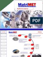 MatriMET - Presentación 2015