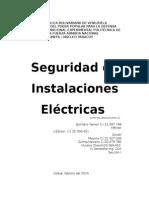 Seguridad en Instalaciones El+®ctricas