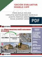 Investigacion Evaluativa CIPP