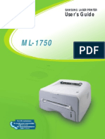 ML1750_English User Manual