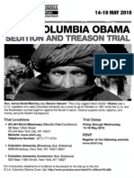 Obama terror flier