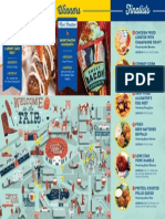 Big Tex Choice Awards fried food map 2015