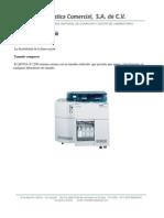 ADVIA 1200. Información General