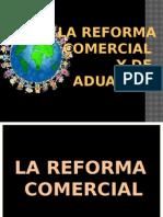 Reforma y Anexos