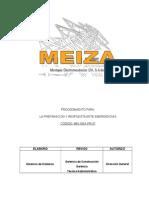 Mei Sga Pr 07 Preparacion y Respuesta Ante Emergencias