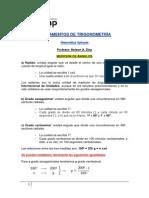 Guía N°1 de Trigonometría